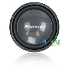"PIONEER TS-W3003D4 12"" DUAL 4-OHM CHAMPION PRO CAR AUDIO SUBWOOFER SUB WOOFER"