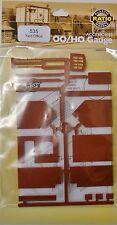 Ratio 535. Yard Office - Plastic Kit (OO)