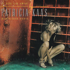 CD CARTONNE CARDSLEEVE PATRICIA KAAS 3T IF YOU ...(JACQUES BREL) NEUF