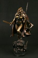 Bowen Designs Valkyrie Faux Bronze Full Size Statue Factory Sealed