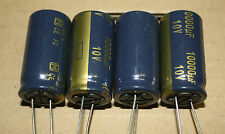 5pcs Panasonic 10000uF 10V, FC series, Low ESR, 105°C, 5000h long life 18x35,5mm