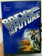 Back to the Future: The Complete Trilogy DVD, 2002, 3-Disc Set, Widescreen