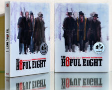 THE HATEFUL EIGHT [Blu-Ray +OST CD] Limited 1800 (STEELBOOK) (B-Type) Lenticular