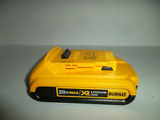 Dewalt DCB203 20V Max XR Battery 2.0Ah Lithium Ion Li-Ion 20 Volt *NEW