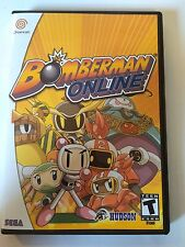 Bomberman Online - Sega Dreamcast - Replacement Case - No Game