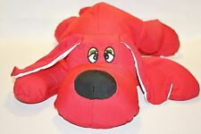 Plush Squishy Red Dog Plush Stuffed Clifford Floppy Cali-Ente The Squeezables