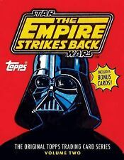 Topps Star Wars: The Empire Strikes Back : The Original Topps Trading Card...