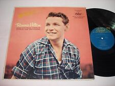 PROMO Ronnie Hilton Self Titled 1958 Mono LP