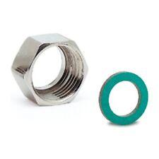 """DADO Gas ø1/2"""" F Femmina in ottone per tubo corrugato formabile in acciaio inox"""
