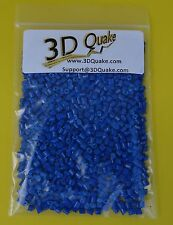 ABS Blue Masterbatch Colorant for Plastic Pellets 3D Printing Injection Molding
