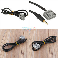 3.5mm Audio Car GPS Cables AUX Adapter For Honda Civic 2006-2013 Input Connector