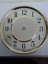 Hermle-Westminster Quartz Clock dial with feet  150 mm