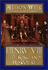 Henry VIII: The King and His Court-ExLibrary