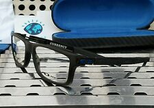New Oakley 0X8026-0754 CURRENCY One Sight Prescription Black Frame 54-17-133mm