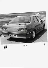 PEUGEOT 405 Mi 16 CAR PRESS PHOTO 'E' REGISTERED  'SALES BROCHURE RELATED'