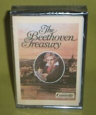 The Beethoven Treasury Symp. No.3 & No.6 (Eroica/Pastoral) BRAND NEW Cassette