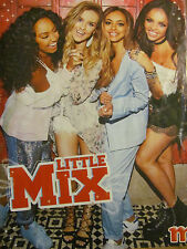Little Mix, Full Page Pinup