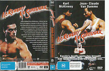 No Retreat No Surrender-1986-Jean-Claude Van-Damme-Movie-DVD