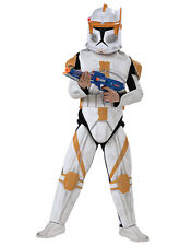 "Star Wars Men Clone Wars Trooper Cody Costume,Std,CHEST 44"",WAIST 30-34"",LEG 33"""