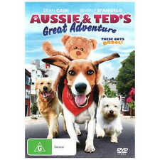 New Aussie and Ted's Great Adventure