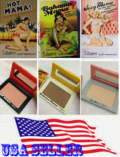 3pcs The balm Thebalm Hot Sexy Bahama Mama Blusher Face Concealer Eye Shadow B50