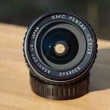 SMC PENTAX 1:3.5 28mm * Asahi Pentax K