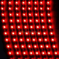 8Pcs RED Waterproof 5050 SMD 30cm 12LED Strip Light  Roll Lamp Flexible for Car
