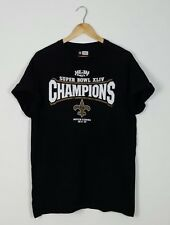 VINTAGE RETRO NFL SUPERBOWL AMERICAN FOOTBALL USA PRINT T SHIRT TOP UK L