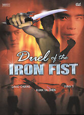 Duel Of The Iron Fist DVD
