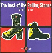 The Best of '71-'93 Rolling Stones CD 18 Greatest Hits