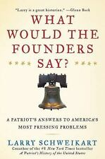 WHAT WOULD THE FOUNDERS SAY? **brand-spanking new** FREE USPS SHIP TRACK CONFIRM