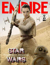 Empire Magazine Star Wars The Force Awakens SPECIAL ED 3D 319 REY & BB-8 #1 of 6