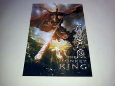 "THE MONKEY KING PP SIGNED 12""X8"" POSTER DONNIE YEN & CHOW YUN FAT"