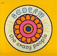 Crazy People, The-Bedlam CD NEW