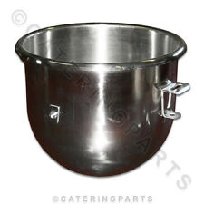 SPARES 20-QT STAINLESS STEEL MIXING BOWL SUITS HOBART 20 QUART MIXER AE-200 A200