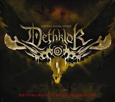 Dethalbum III [Deluxe Edition] [PA] by Dethklok (CD, Oct-2012, 2 Discs, Williams