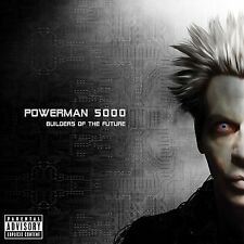 Powerman 5000 - Builders Of The Future - CD Nuovo Sigillato
