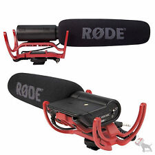 Rode Video Mic Microphone Videomic Shotgun Camera Mic Canon 5D 7D T3I T2I GH2
