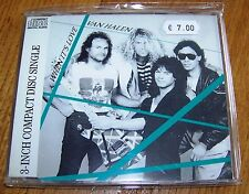 VAN HALEN When it's Love - 3-Inch CD Single