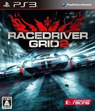 (Used) PS3 RACE DRIVER GRID2 with GTR racing Pack code [Import Japan]