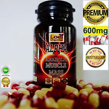 MAX EXTREME ANABOLIC MASS BODYBUILDING SUPPLEMENT PURE BIG MUSCLE MASS GAINS