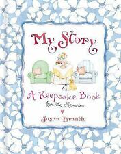 BRAND NEW My Story (A Keepsake Book for the memories) by SUSAN BRANCH