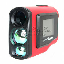 HOT! 600m Red Laser Range Finder Distance Speed Measuring Outdoor For Golf Sport