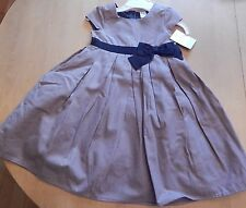 Carter's Girl's Light Brown Dress Size 4