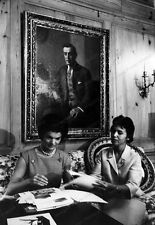 8x10 Print Jackie Kennedy Onassis White House Renovation #JAO