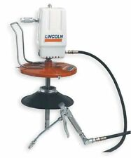 Lincoln Industrial 989 Grease Pump kit Air operated 25 - 50 lb bucket pail, 50:1