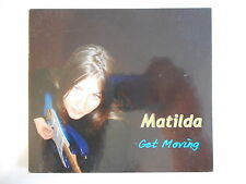 MATILDA (cliff richard) : GET MOVING - CD ALBUM PORT GRATUIT (cd magic records)