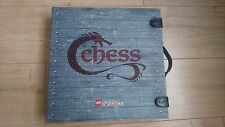 Lego viking chess set 100% complet
