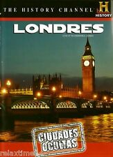 Cities Of The Underworld: London - Londres New Dvd