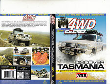 Australian 4WD Monthly-Vol 6-Discover Tasmania-Car 4WD Monthly-DVD